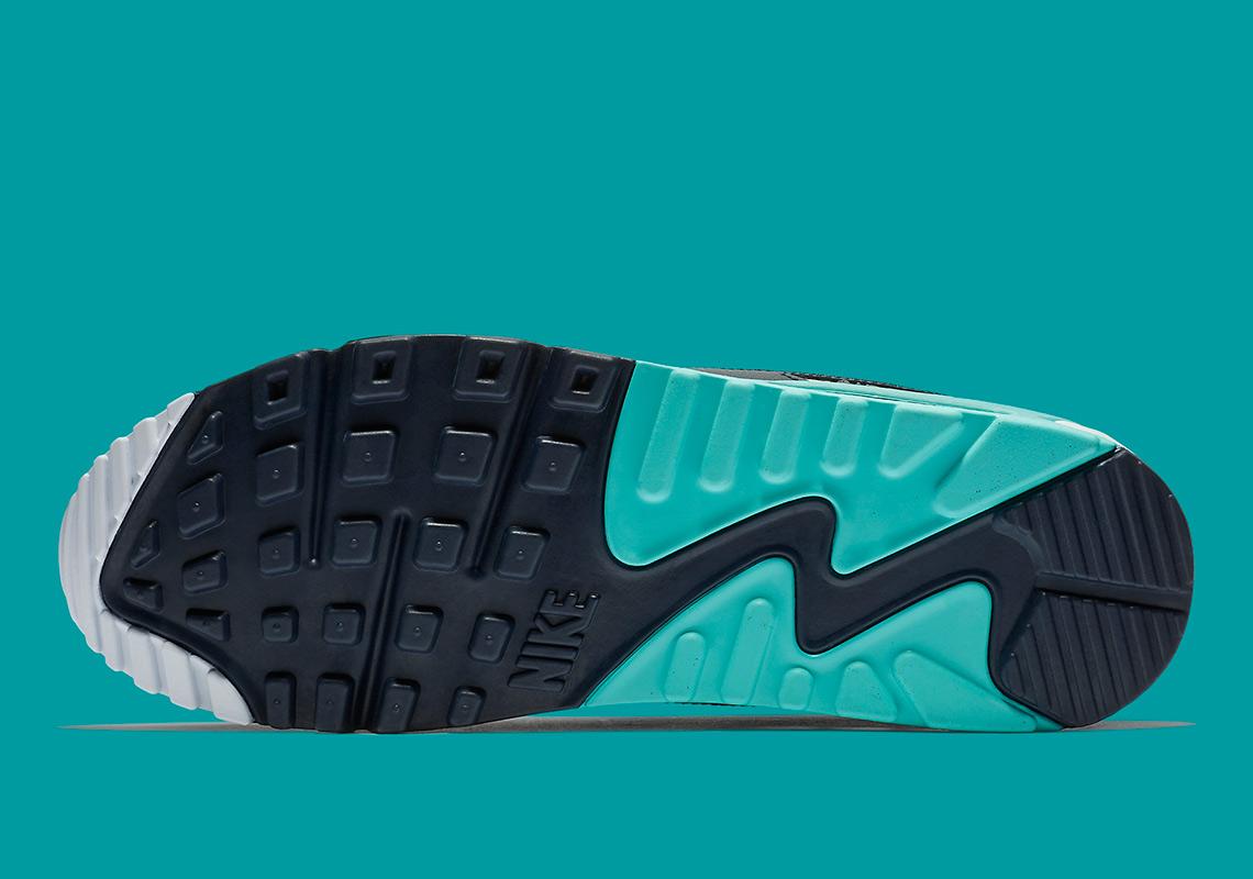 Nike Air Max 90 AJ1285 102 Aurora Release Info |