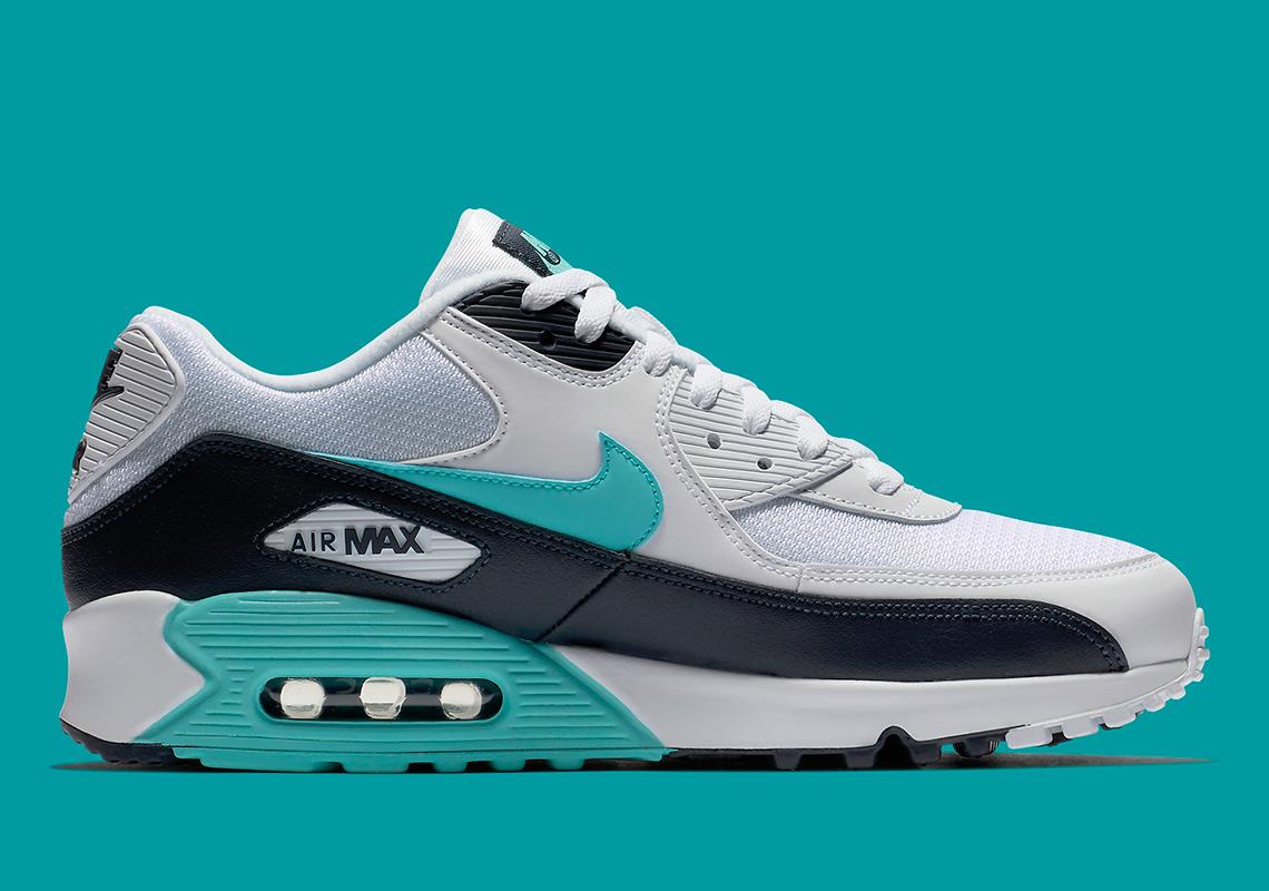 b42731fe Nike Air Max 90 AJ1285-102 Aurora Release Info | SneakerNews.com