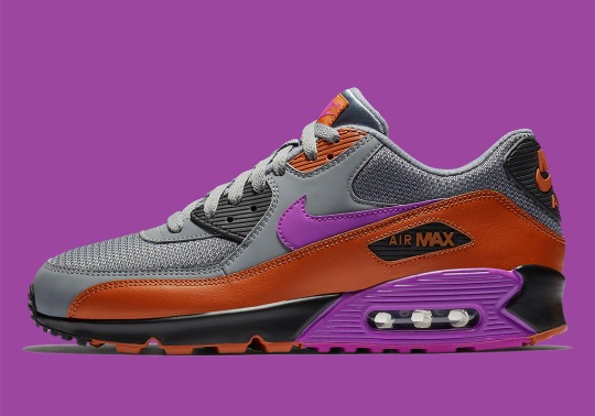 This Nike Air Max 90 Matches Up With Classic ACG Color Palettes
