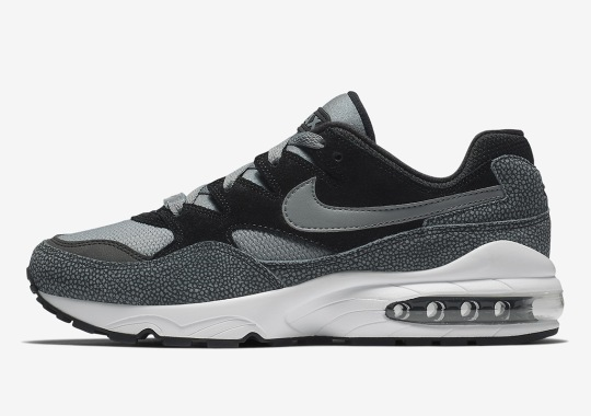 The Nike Air Max 94 Appears In More Luxurious Animal Prints