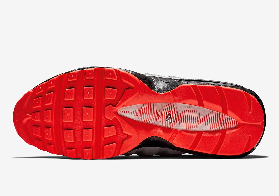 fe38db3a9e0a1e Nike Air Max 95 Comet 749766-112 Release Info