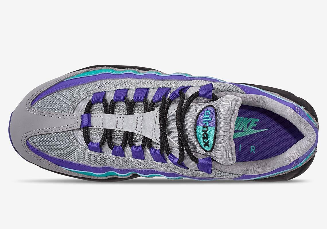 nike air max 95 aqua at2865 001 2 - Nike Air Max 95 Aqua AT2865-001 Release Date