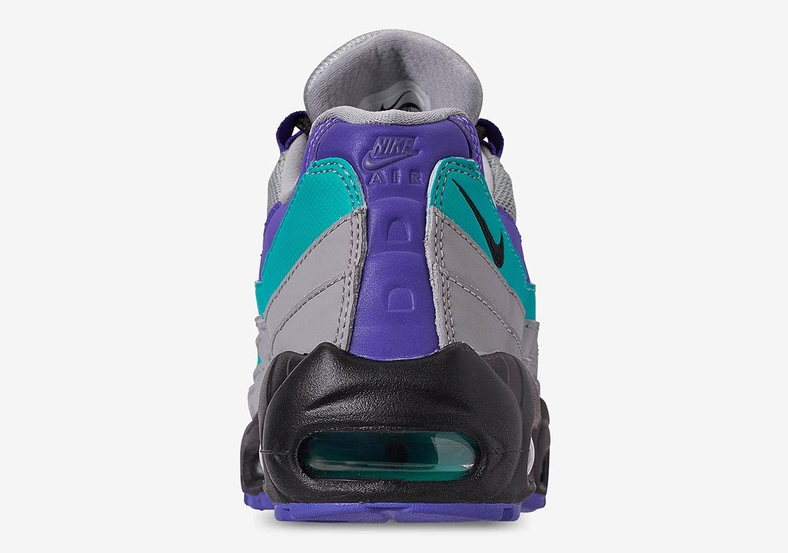 nike air max 95 aqua at2865 001 3 - Nike Air Max 95 Aqua AT2865-001 Release Date