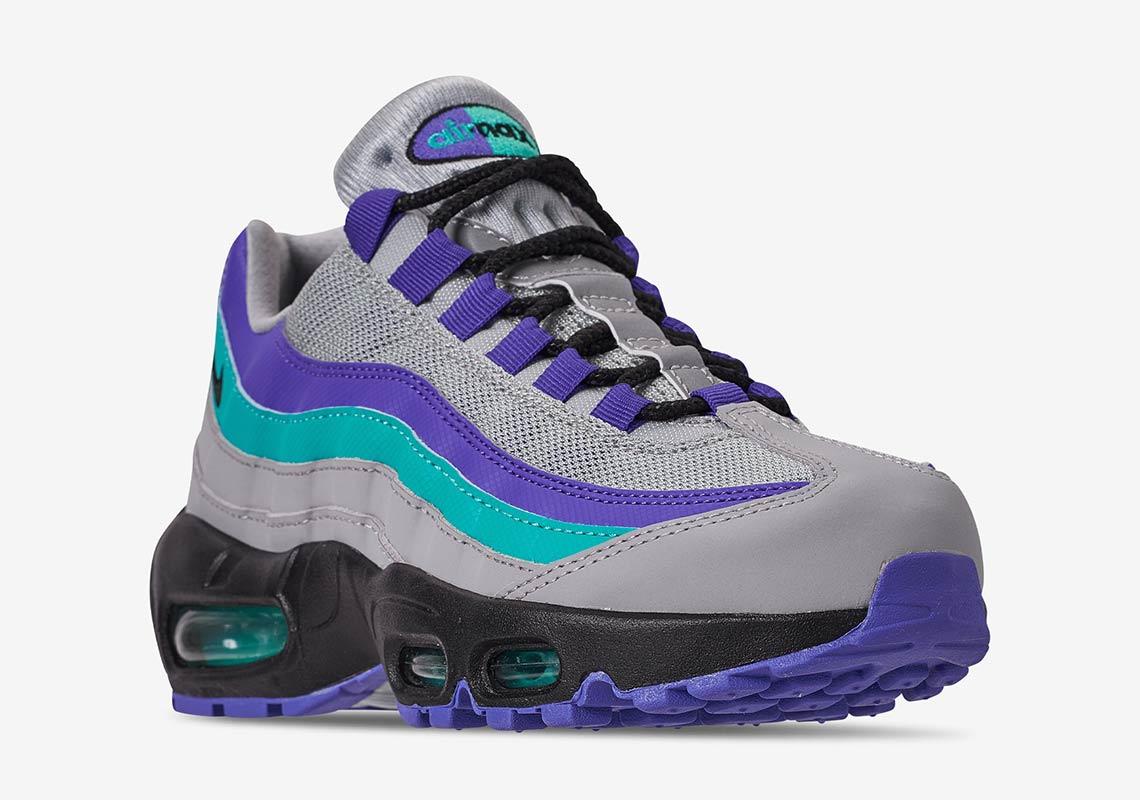 Nike Air Max 95 Aqua AT2865 001 Release Date |
