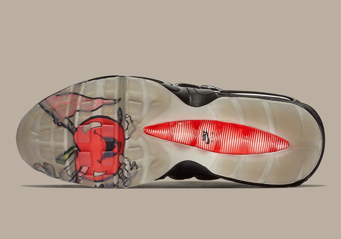 best website aebac dab33 Nike Air Max 95 Black Infrared AV7014-001   SneakerNews.com