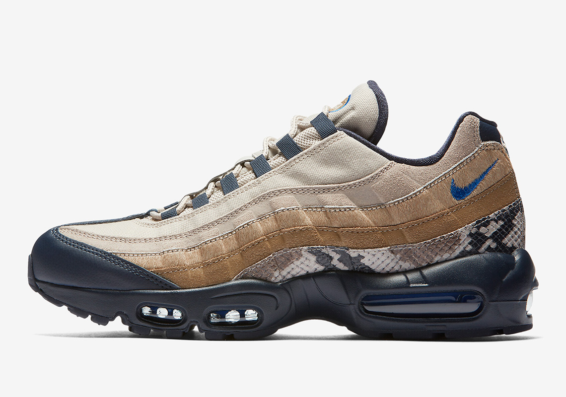 58fea7c8b1 Nike Air Max 95 Snakeskin AT6152-001 Release Info | SneakerNews.com