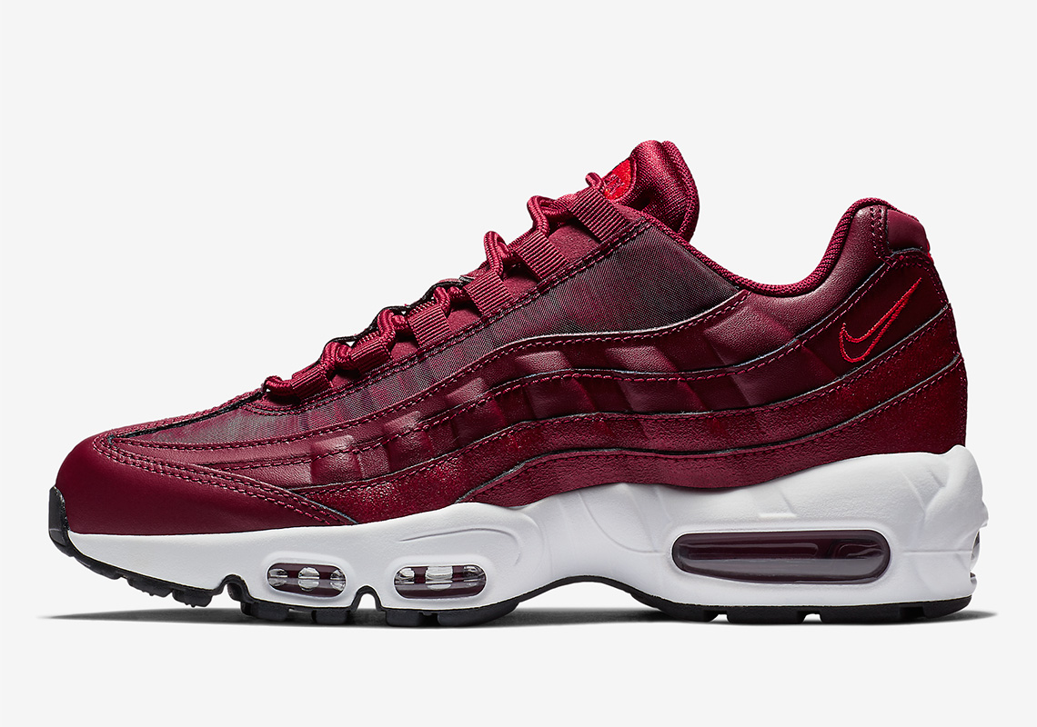 Nike Air Max 95 Team Red 307960 605 Release Info