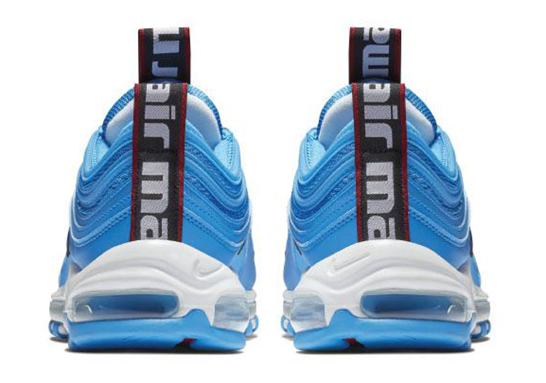 c01048c253 Nike Air Max 97 Blue Hero 312834-401 Release Info | SneakerNews.com