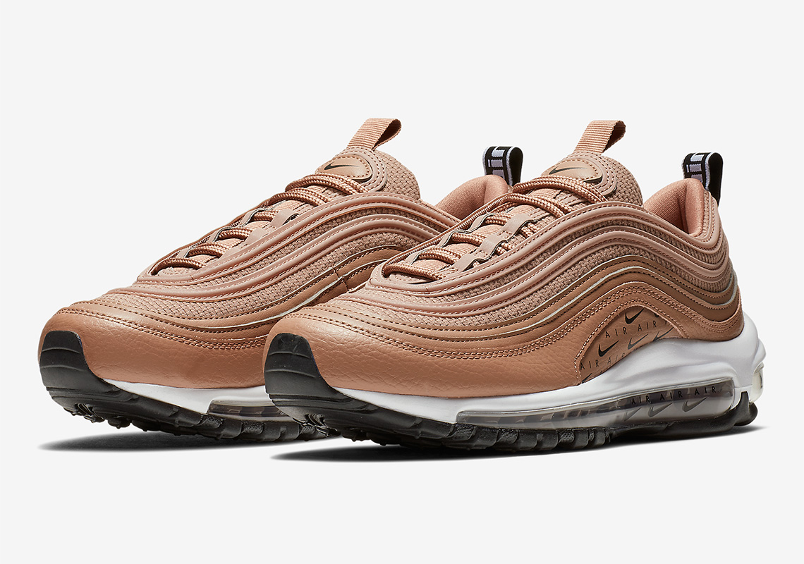 half off c3eda 91f07 The Nike Air Max 97 Lux Is Releasing In Tan
