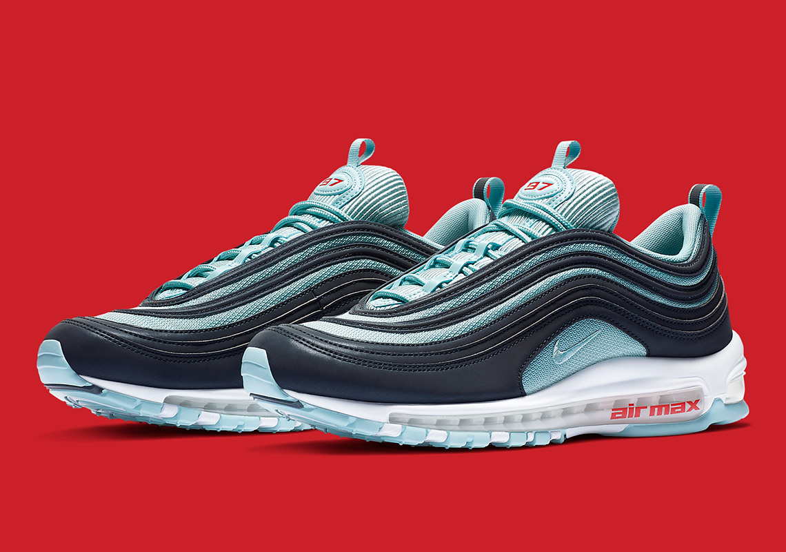"""061d8df02f Nike Adds A New """"97"""" Detail To This Popular Air Max Model"""