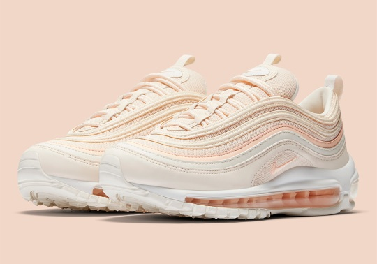 """Nike Air Max 97 """"Guava Ice"""" Arrives For Fall"""
