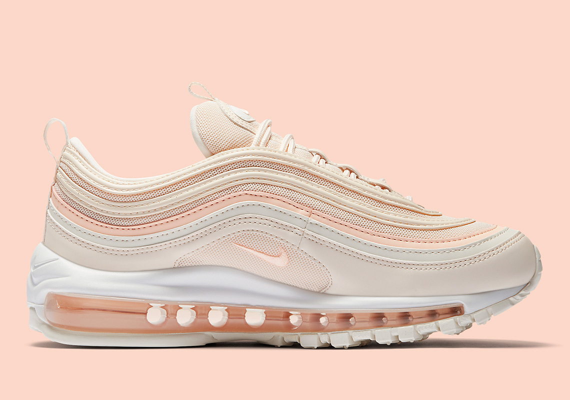 official photos 3690a ff3b0 Nike Air Max 97 Guava Ice 921733-801 Release Info ...