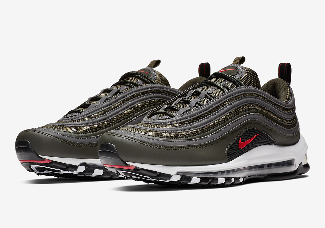 """new concept 50c44 a0e6b Nike Air Max 97 """"Sequoia"""" Is Coming Soon"""