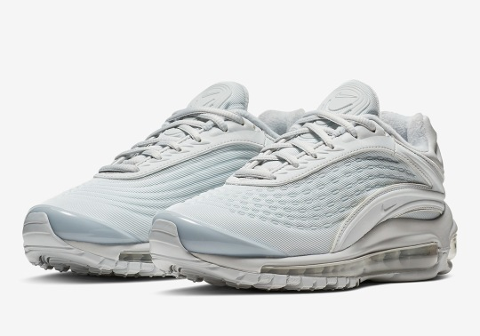 "Nike Air Max Deluxe ""Pure Platinum"" Is Coming Soon"