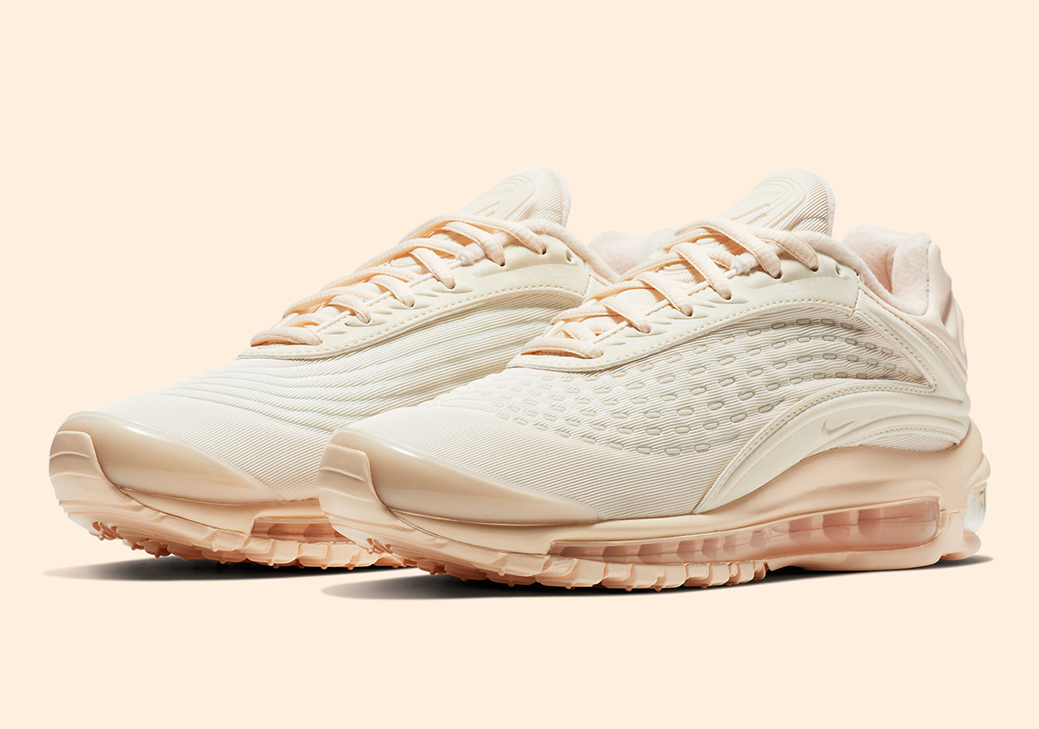 "The Nike Air Max Deluxe In A Crisp ""Guava Ice"" d0c6f9672"
