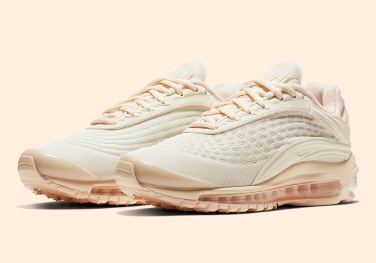 "The Nike Air Max Deluxe In A Crisp ""Arctic Orange"""
