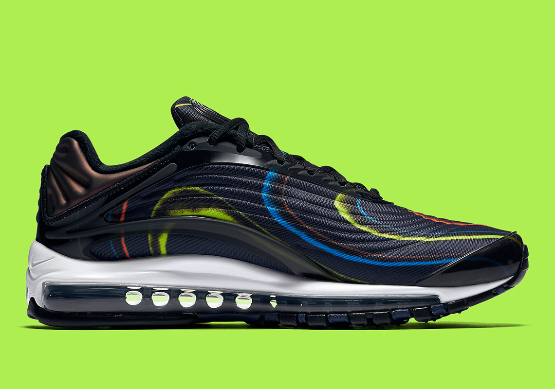 """promo code 87105 b90a2 Nike Air Max Deluxe """"Midnight Navy"""" Arrives On September 13th"""