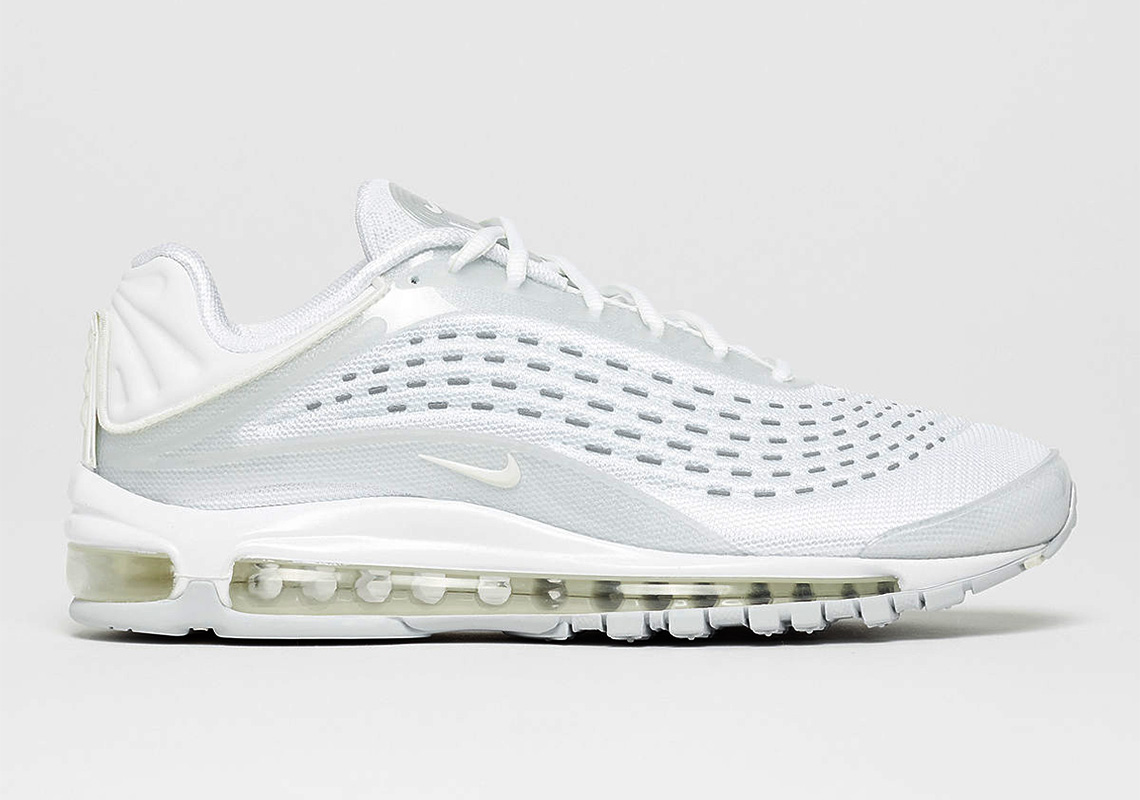 Nike Air Max Deluxe Pure Platinum AV2589-100 | SneakerNews.com