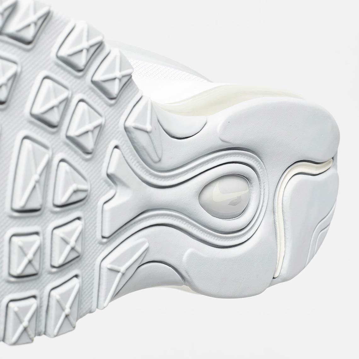 sale retailer 15314 1d678 Nike Air Max Deluxe Pure Platinum AV2589-100   SneakerNews.com