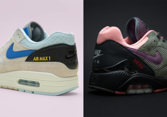 """Size? Debuts Nike Air Max """"Dusk To Dawn"""" Pack"""