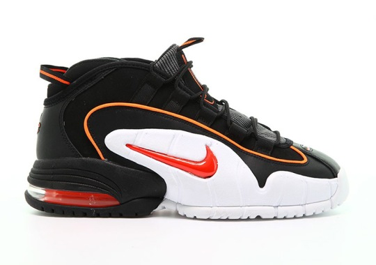 "Nike Air Max Penny ""Total Orange"" Releases Tomorrow In Europe"