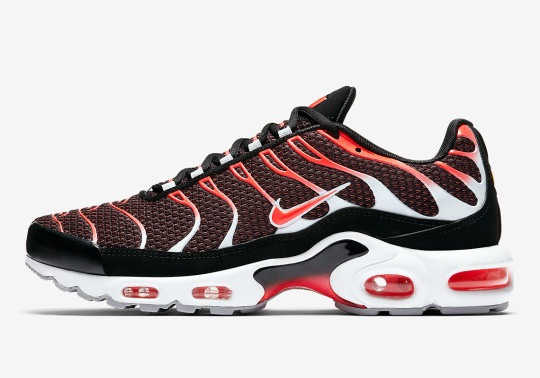 "The Nike Air Max Plus ""Hot Lava"" Is Coming Soon"