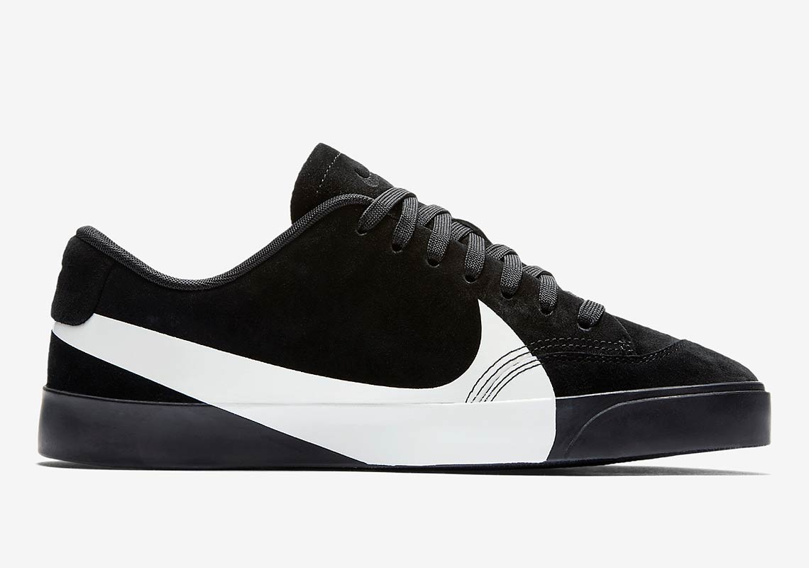 3c89aa828ba1 Nike Blazer City Low XS AVAILABLE AT Nike UK £84.95. Color  Black Black  White