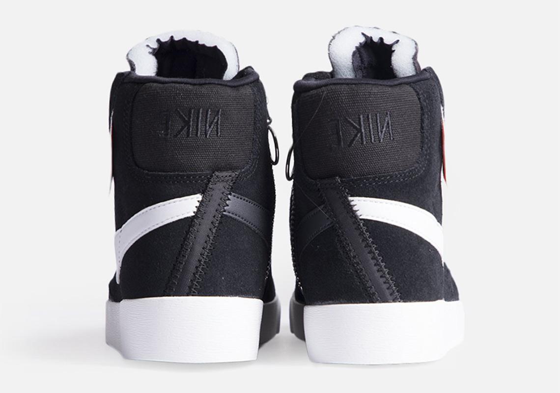 the best attitude ca706 35fd8 Nike WMNS Blazer Mid Rebel XX Release Date September 22nd, 2018 120.  Color Guava IceWhite-Black-Crimson Tint