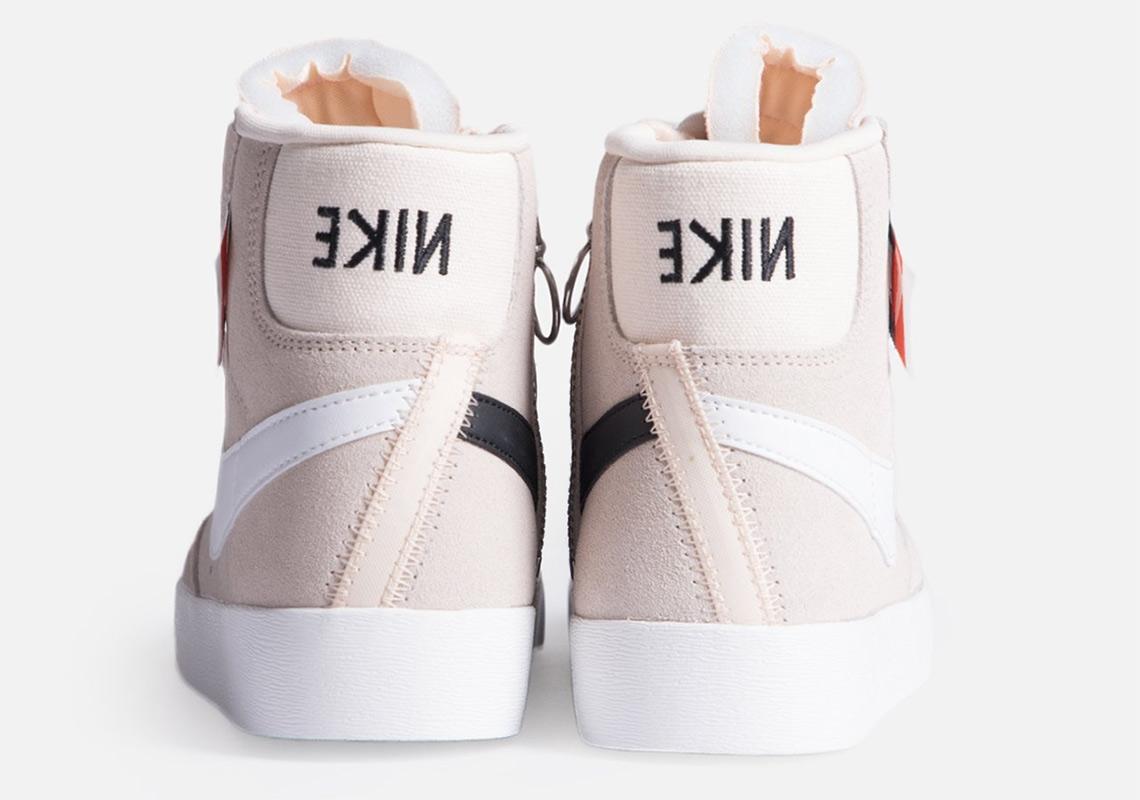 blazer mid rebel xx off white