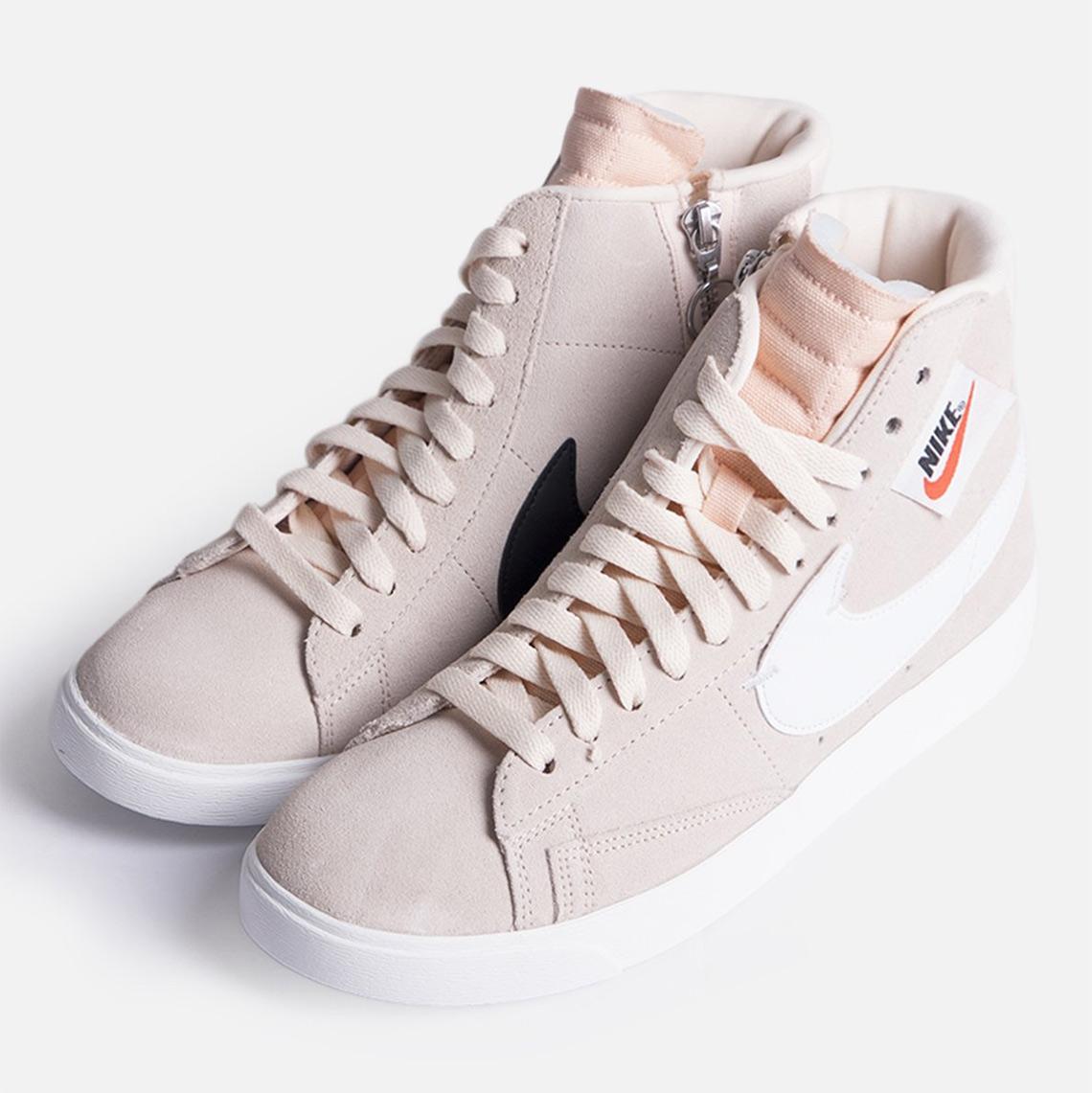 3e16dade38f Nike Blazer Mid Rebel BQ4022-001 BQ4022-201 BQ4022-801 | SneakerNews.com