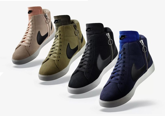 The Nike Blazer Mid Rebel XX Releases This Week