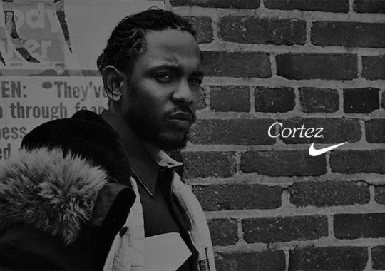 Kendrick Lamar Is Releasing Another Nike Cortez This Month