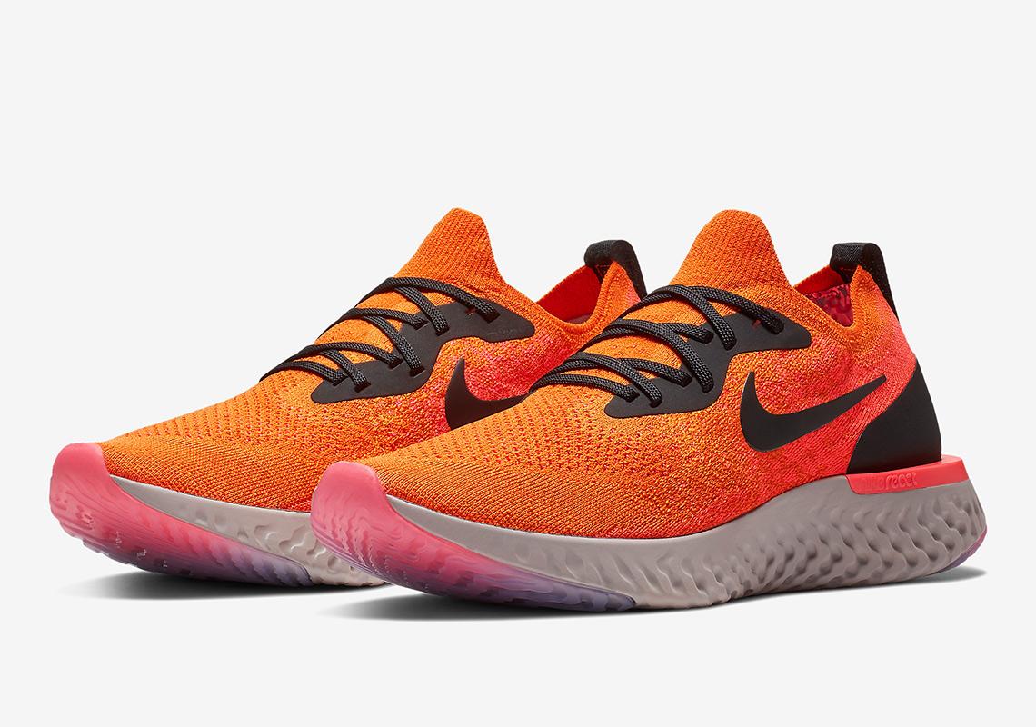0aea84614bf50 Nike Epic React Copper Flash AQ0067-800 Release Info
