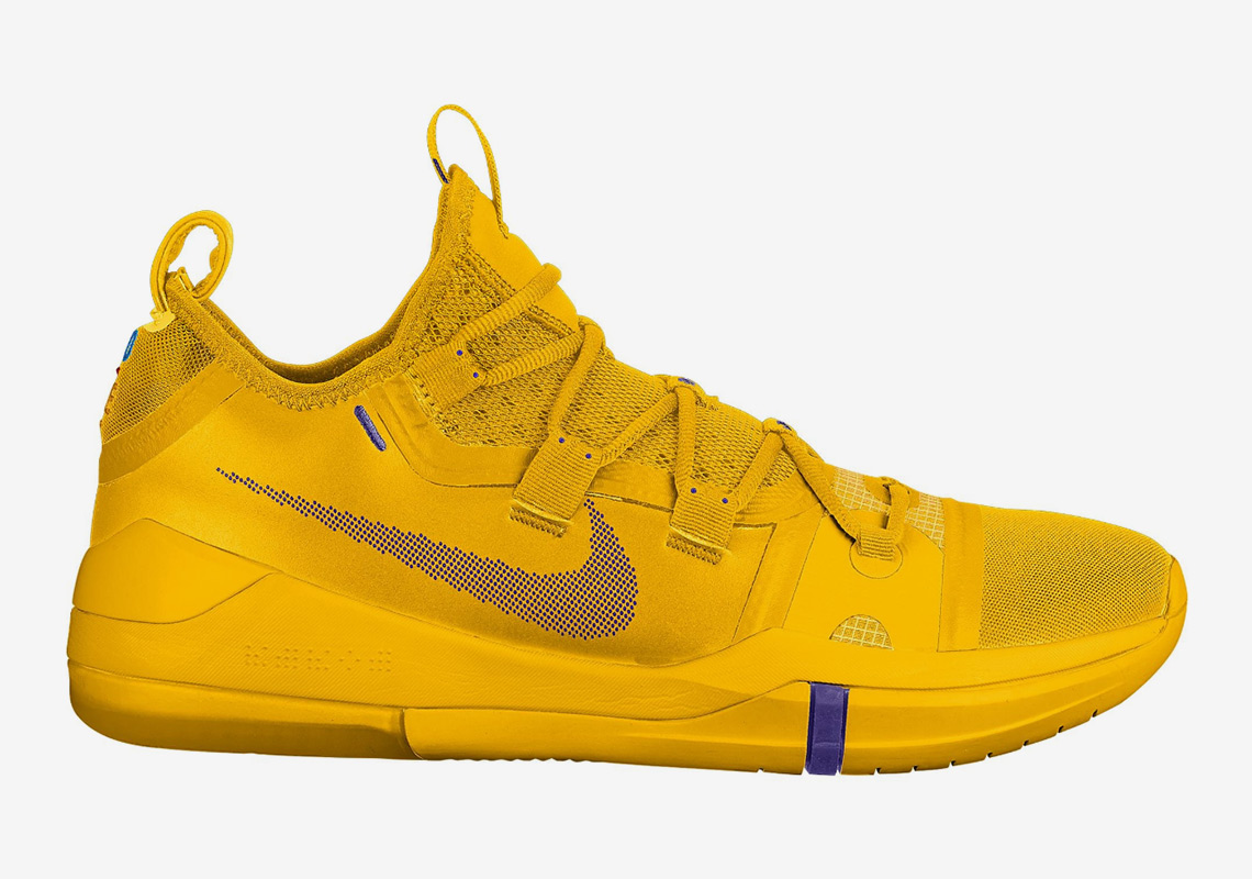 The Nike Kobe AD Is Releasing in Seven More Colorways To Start The NBA  Season