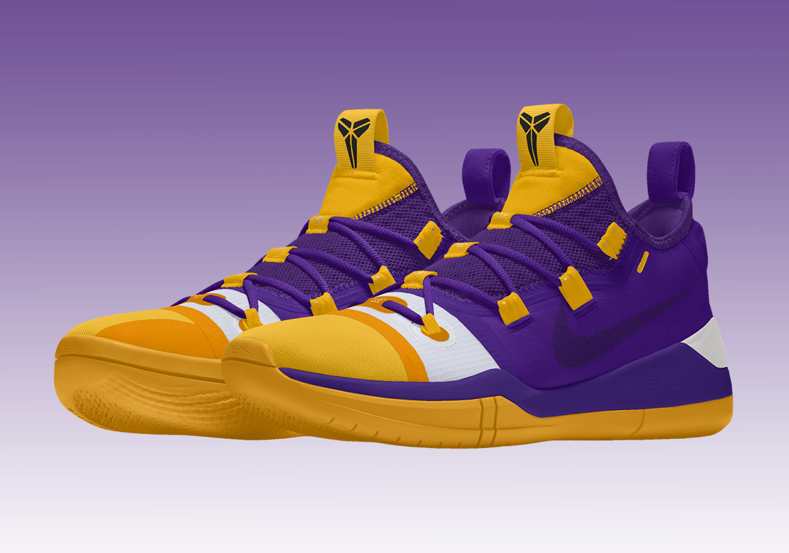 sports shoes 18d59 99c3f ... as colorway possibilities are concerned, but check out some inspiration  from our design team below and grab your own Kobe AD now on Nike.com for  160.
