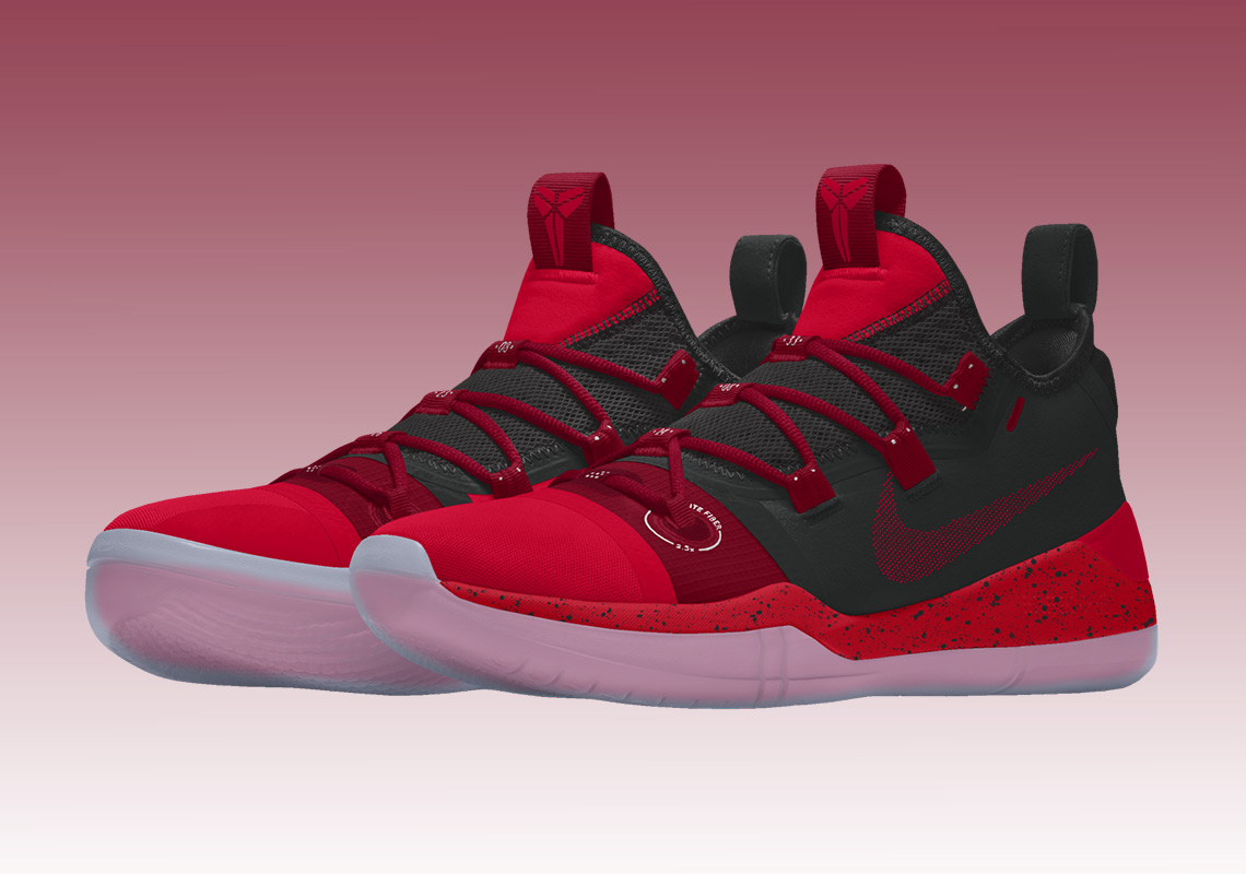 You Can Design The Nike Kobe AD In Your Favorite NBA Team Colors 5bd3a1e392