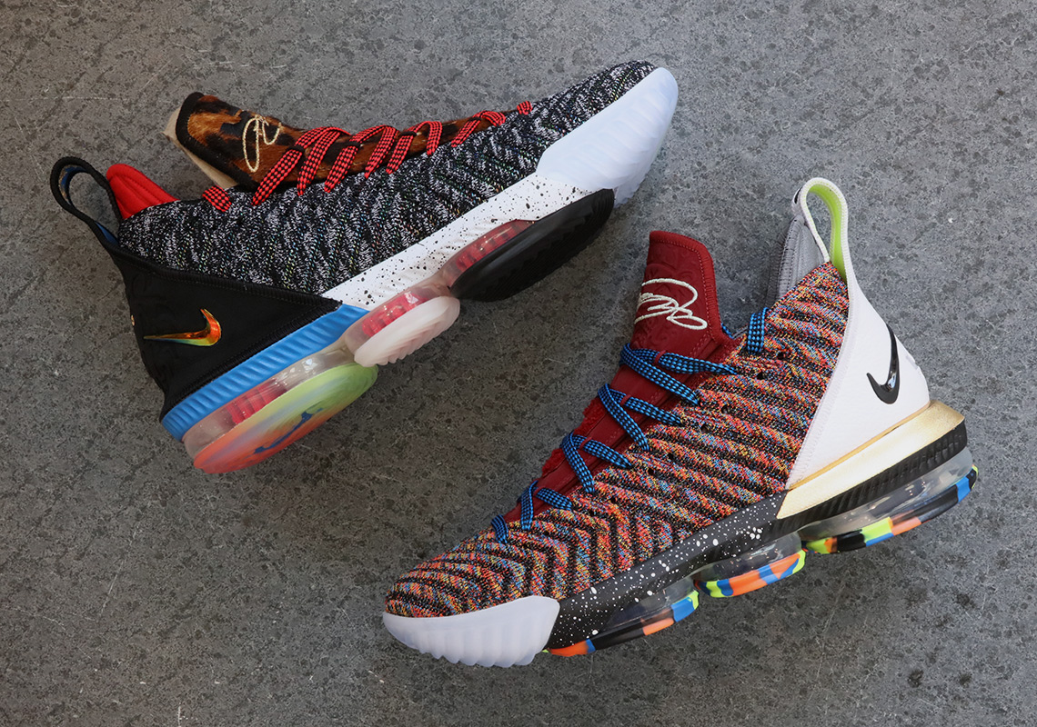 new arrival adbd2 aded1 Where To Buy What The LeBron 16