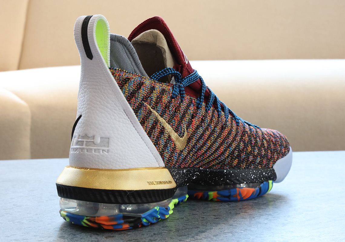 3d6f1b26de1e Where To Buy What The LeBron 16