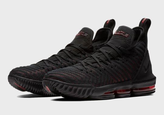 "Where To Buy The Nike LeBron 16 ""Fresh Bred"""
