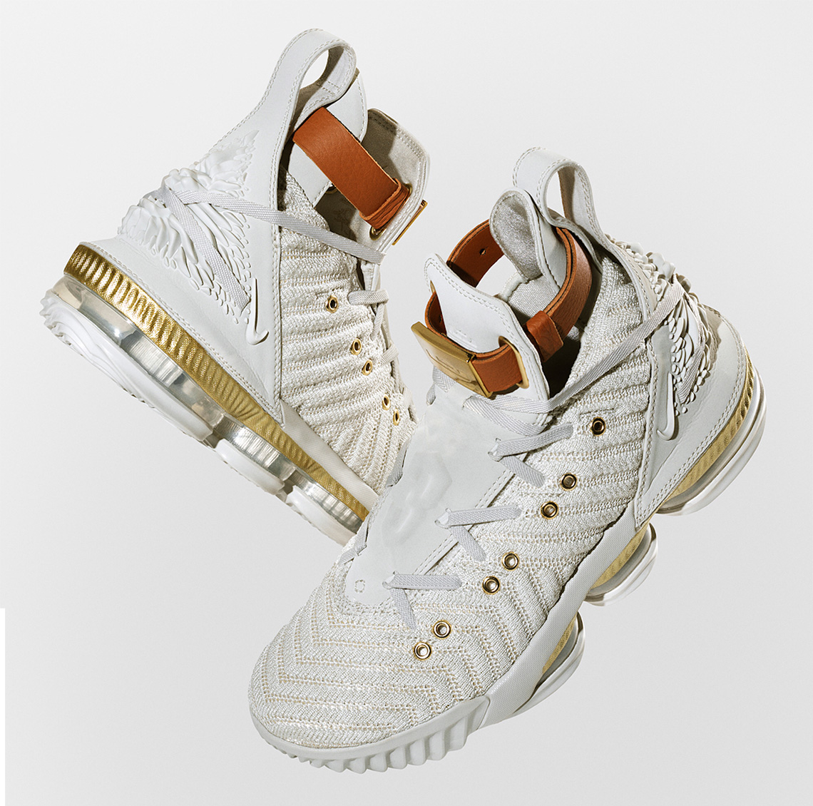 finest selection 9c208 75db9 Nike LeBron 16 HFR Harlem s Fashion Row Release Date   SneakerNews.com