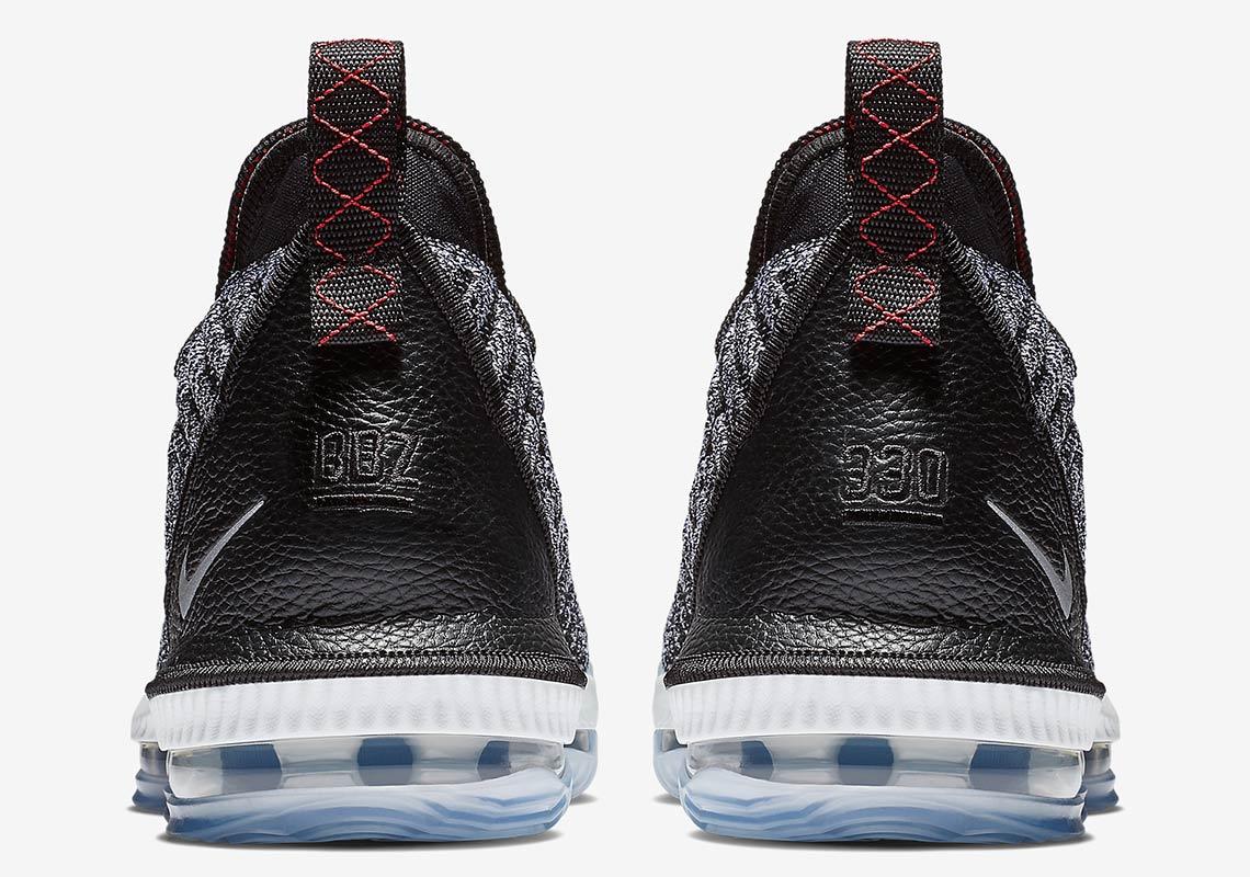 Nike LeBron 16 Oreo AO2588-006 Photos +