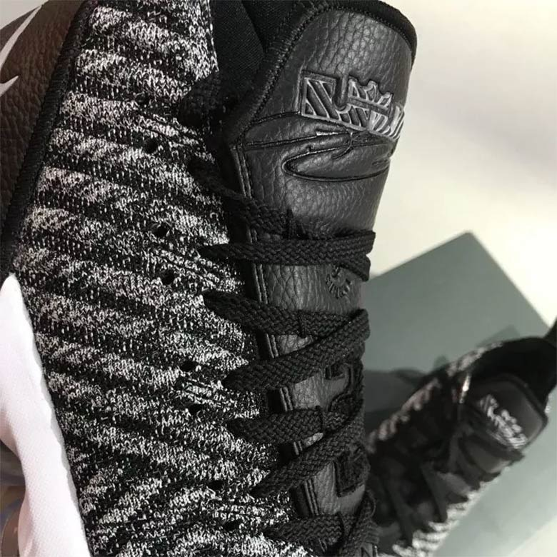 Nike LeBron 16 Oreo First Look  19ec58d71