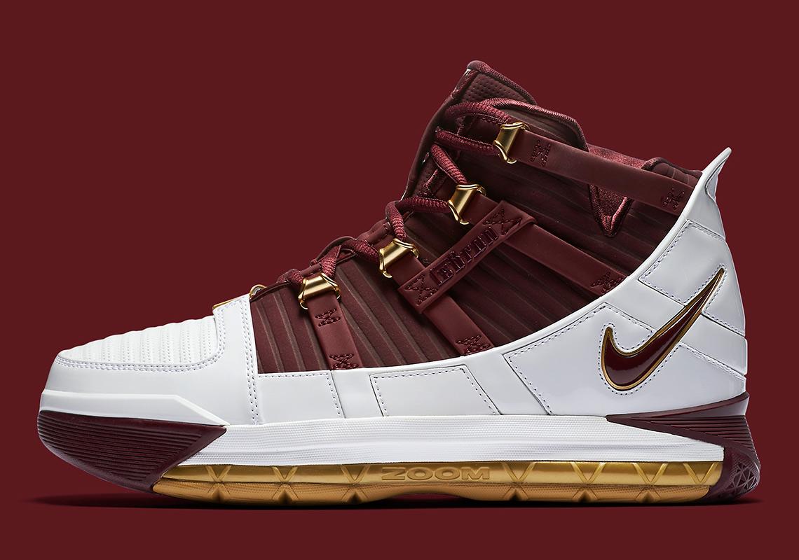 Nike LeBron 3 CTK Christ The King