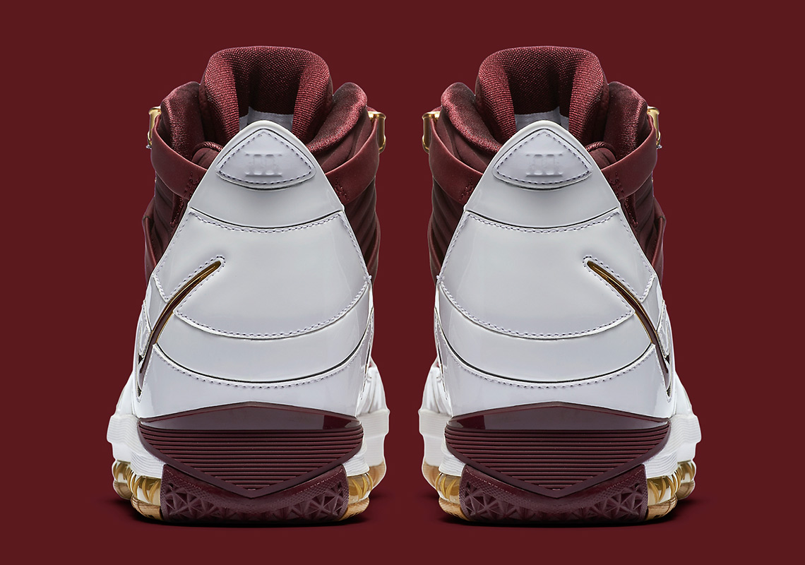 the best attitude baa3f 7b3bc Nike LeBron 3 CTK Christ The King BQ2444-100 Release Info ...