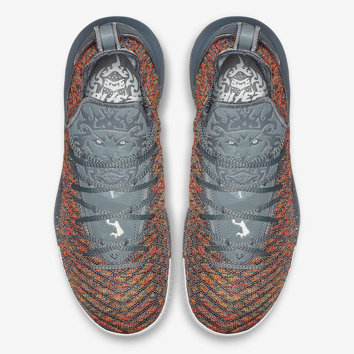 newest fc3bf a3863 Nike LeBron 16 BQ5969-900 20 20 Release Info   SneakerNews.com