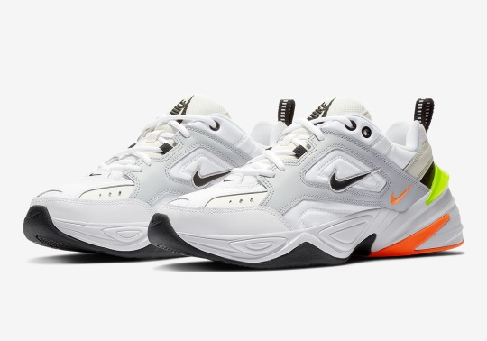 "The Nike M2K Tekno Returns This Fall With New ""Pure Platinum"" Edition"