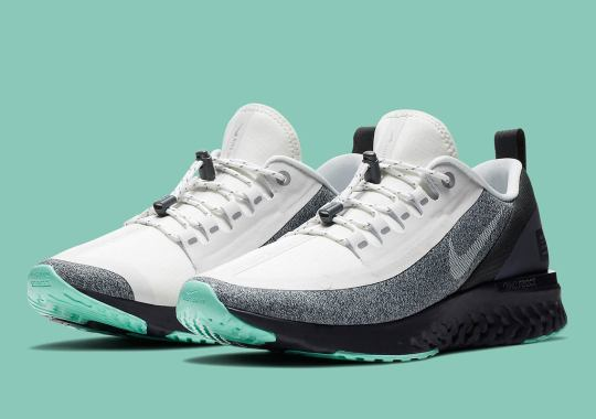 Nike's Next React Shoe Is Water-Resistant
