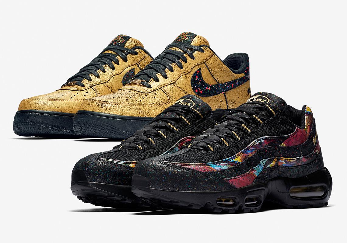 c587be197a Nike West Indies Pack AV3219-700 + AT6142-001 Buy Now | SneakerNews.com
