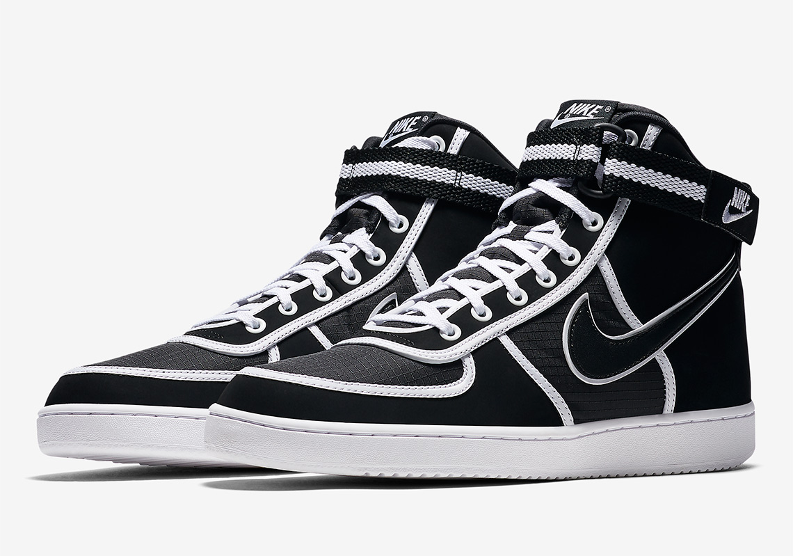 0ce44377886 The Nike Vandal High Returns In A Black And White Colorway