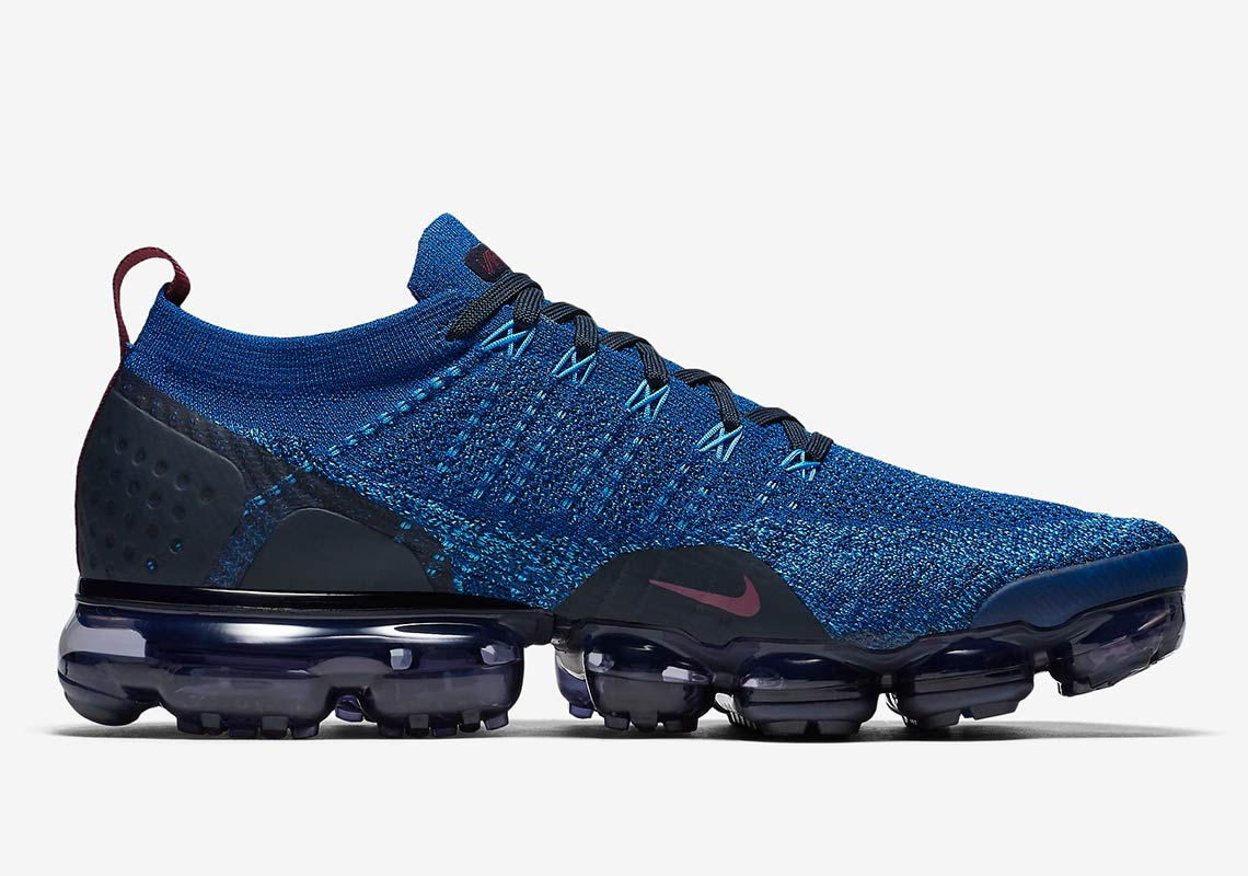differently 593c9 230af Nike Vapormax 2.0 Gym Blue 942842-401 Release Info ...